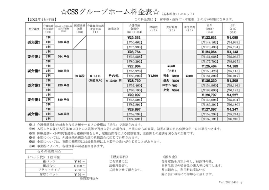 料金表(R3.4改定その他)のサムネイル